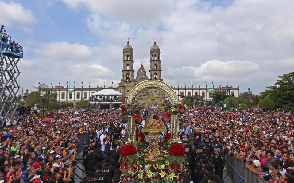 Photo of #Mexico Declaran A La Romería De Zapopan Como Patrimonio Inmaterial De La Humanidad