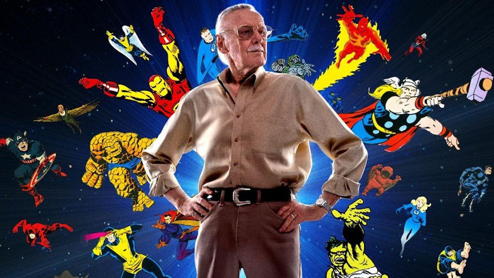 Photo of OMG! Universo Marvel Está De Luto Tras Muerte De Stan Lee