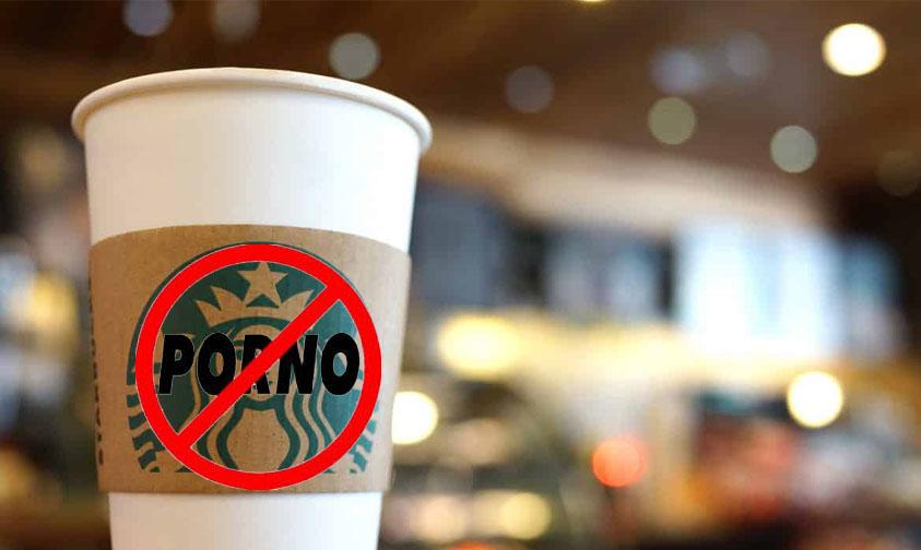 Photo of Starbucks Restringirá Entrada A Sitios Porno A Través De Su WiFi