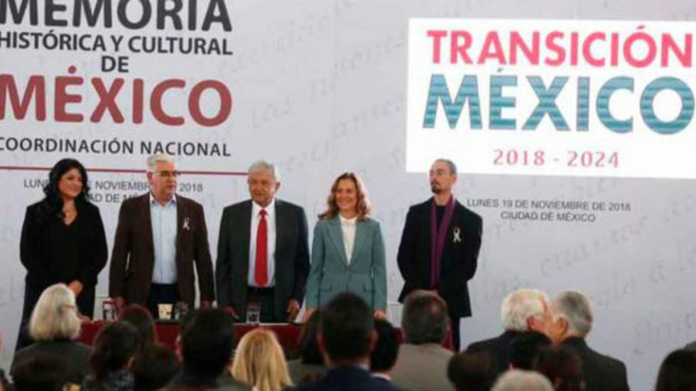 Photo of Esposa De AMLO Presidirá Proyecto De Memoria De México