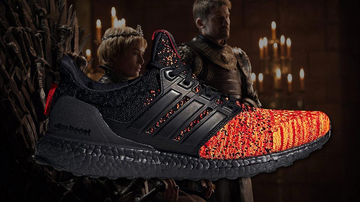 Photo of Adidas Hace Línea De Tenis Con Game Of Thrones