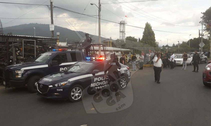 """Photo of #Uruapan Atentado A Balazos A Deshuesadero """"Vilchis"""" Deja 2 Muertos Y Lesionado"""