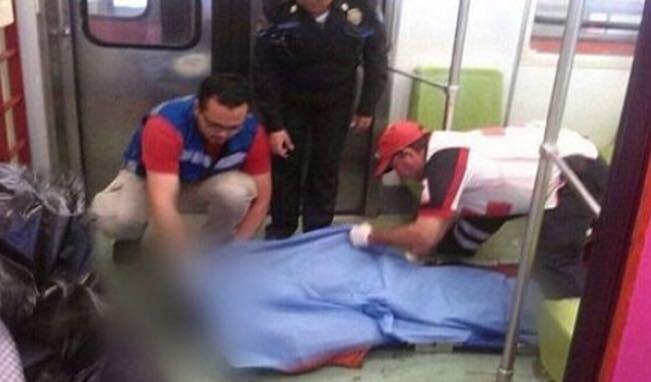 Photo of Muere Hombre Por Asormarse En La Ventana Del Metro