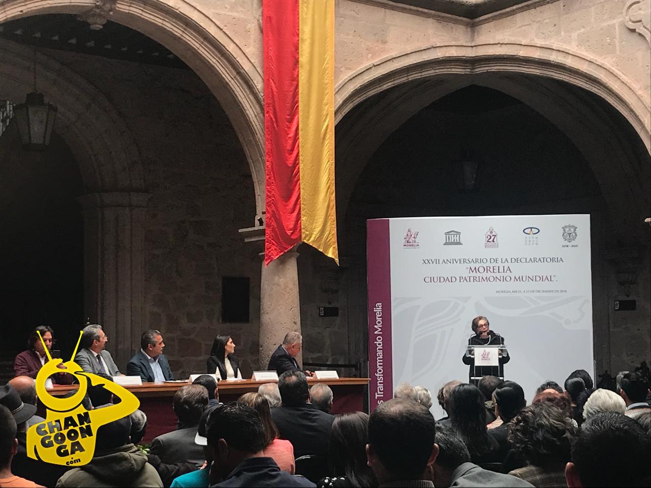Photo of #Morelia Festejan XXVII Aniversario De Nombramiento Como Patrimonio Mundial