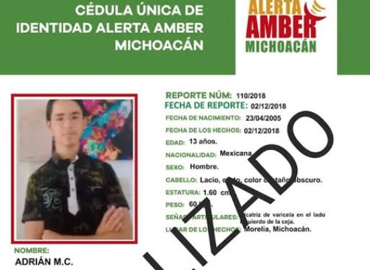 Photo of Procu Localiza A Morrito Que Andaba Desaparecido De Sus Papás En Morelia