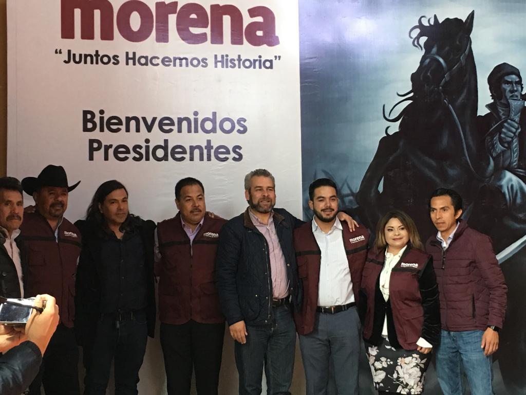 Photo of #Michoacán 4 Alcaldes Más Cambian De Bando Y Se Suman A MORENA