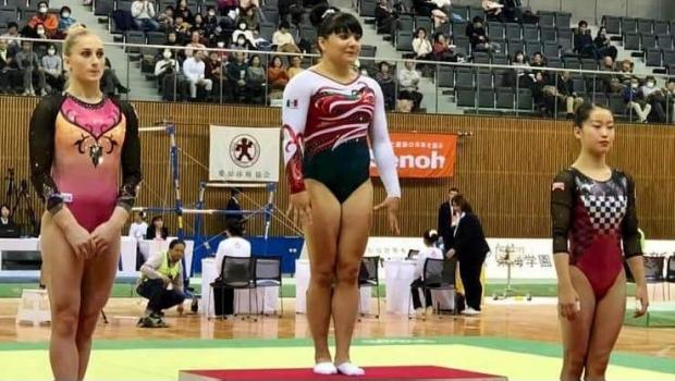 Photo of Alexa Moreno Se Lleva El Oro En Copa Toyota De Japón