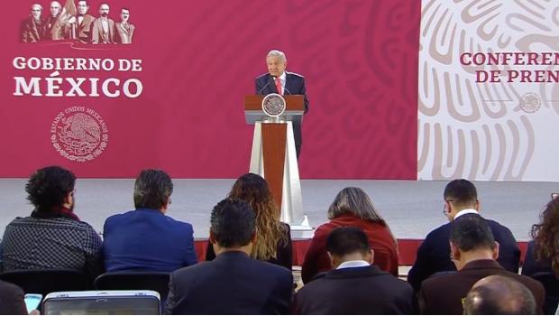 Photo of AMLO Asegura No Haber Hablado Con Trump Sobre Muro Fronterizo