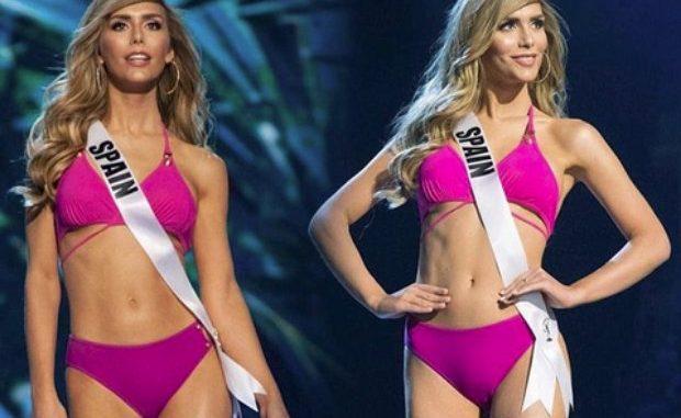 Photo of Miss España Queda Fuera De Miss Universo 2018