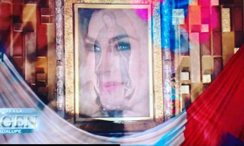 """Photo of Aracely Arámbula """"Se Compara"""" Con Virgen De Guadalupe Y La Destrozan"""
