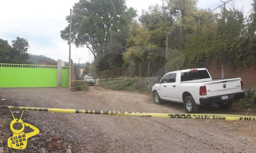 Photo of #Uruapan Encuentran A Chavo Asesinado Con Lesiones De Arma Blanca
