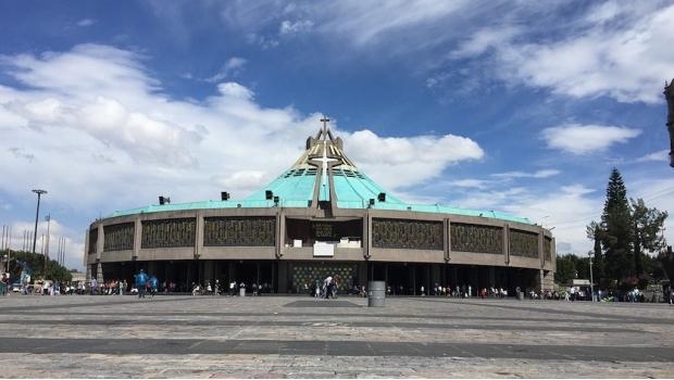 Photo of #CDMX Peregrinaciones Y Fantasma Visitan Basílica De Guadalupe