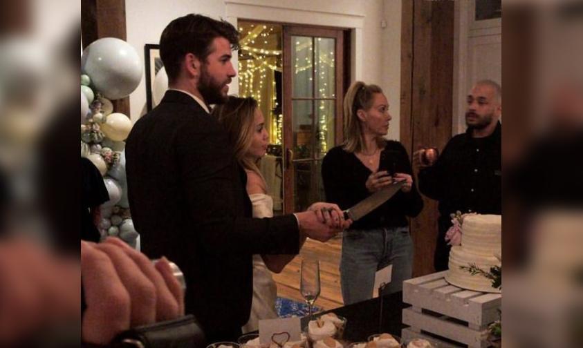 Photo of #Video Omg! Miley Cyrus Y Liam Hemsworth Se Casaron A Escondidas