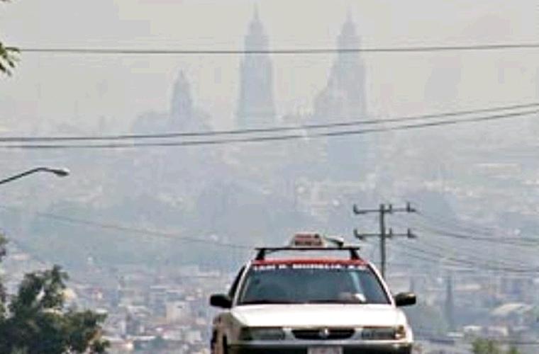 Photo of #Michoacán Ocupa 4° Lugar En Contaminación Del Aire A Nivel Nacional