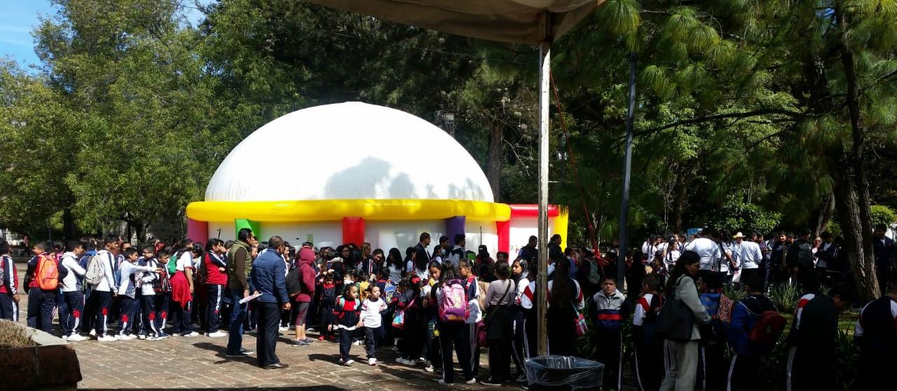Photo of #Michoacán Panindícuaro Recibirá Caravana De La Ciencia
