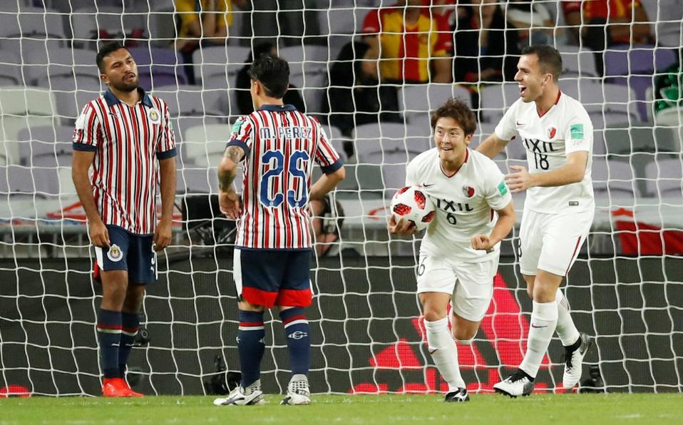 Photo of Chivas Queda Fuera Del Mundial De Clubes Contra Kashima