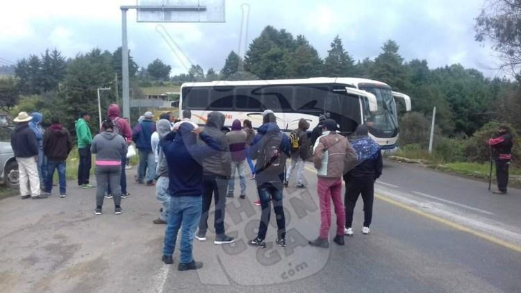 Photo of #Morelia Anuncian Bloqueos Carreteros Por Sector De Educación Indígena