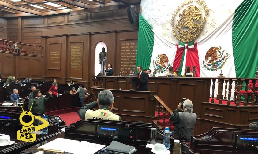 Photo of #Michoacán Espera De Alcance Presupuestal Para Iniciar Análisis De Paquete Económico 2019