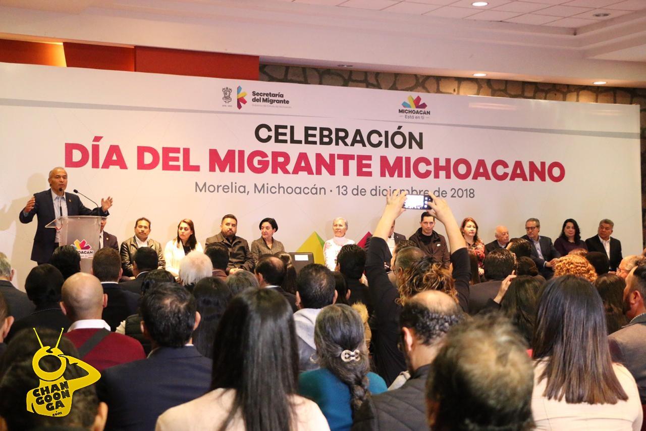 Photo of Anuncian Módulo De Bienvenida E Inclusión De Migrantes Michoacanos