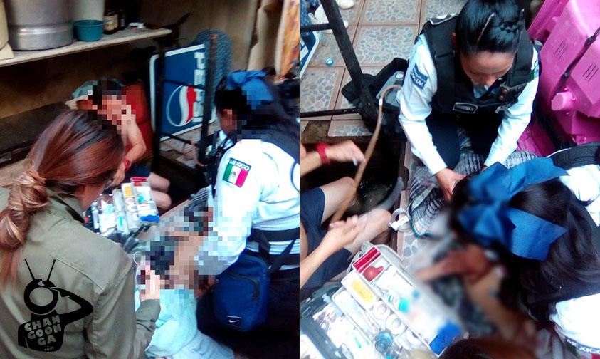 Photo of #Morelia Muere Ahogado Enrique De 2 Al Caer En Aljibe De Su Casa
