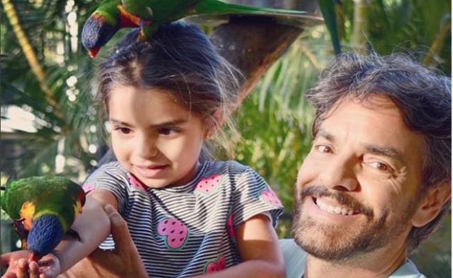 Photo of Hija De Eugenio Derbez Tiene Prohibido Ver Películas De Su Papá