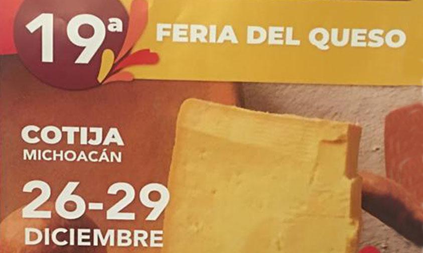 Photo of ¡Sabor! 19a. Feria Del Queso Del 26-29 De Diciembre En Cotija