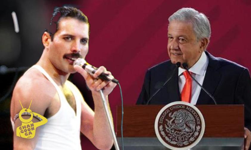Photo of AMLO Junto A Freddie Mercury Los Más Buscados En Google