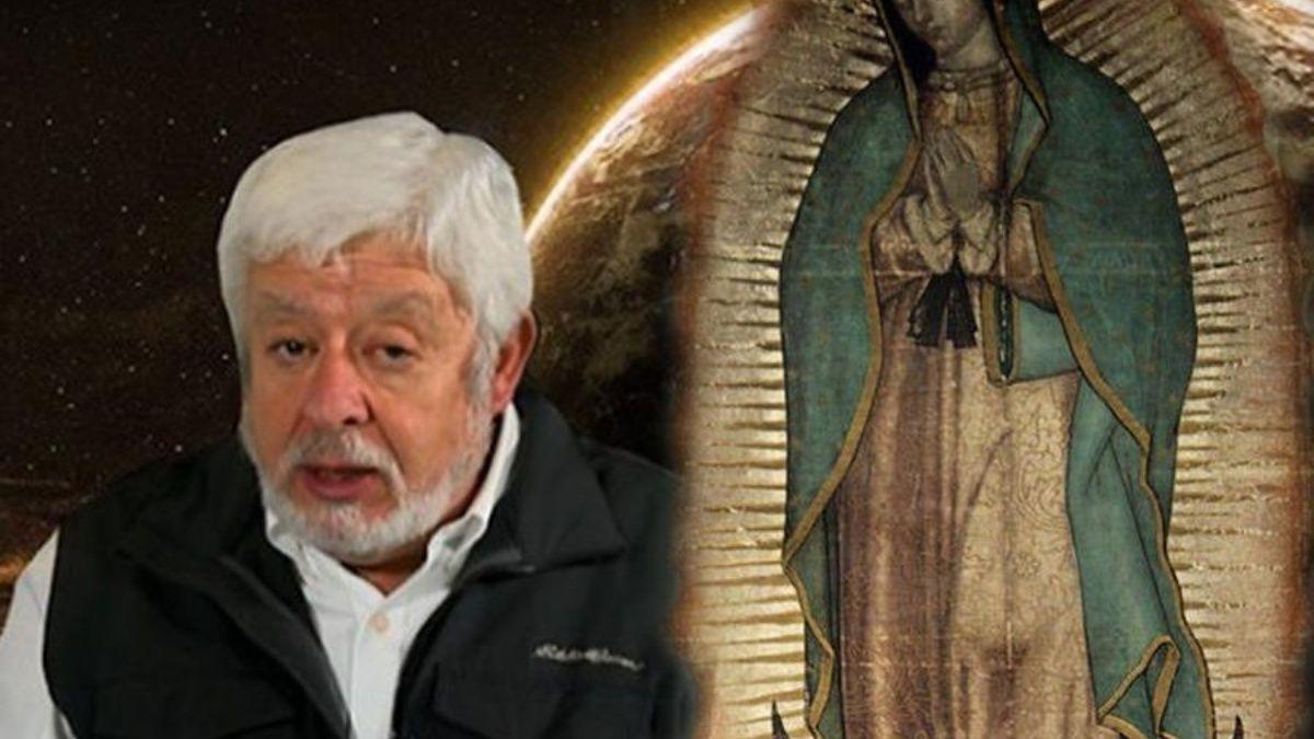 Photo of #Video Maussan  Asegura Tuvo Encuentro Milagroso Con Virgen De Guadalupe