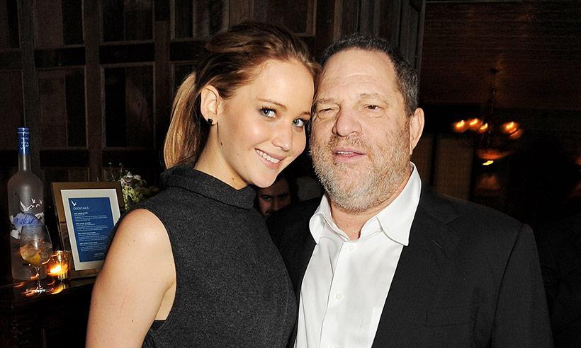 """Photo of """"Me Acosté Con Ella Y Mira Dónde Está"""": Weinstein Sobre Jennifer Lawrence"""