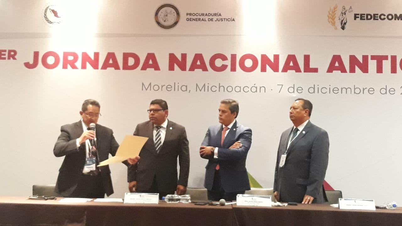 Photo of #Morelia Apuestan Por Cultura De La Prevención En 1er. Jornada Nacional Anticorrupción