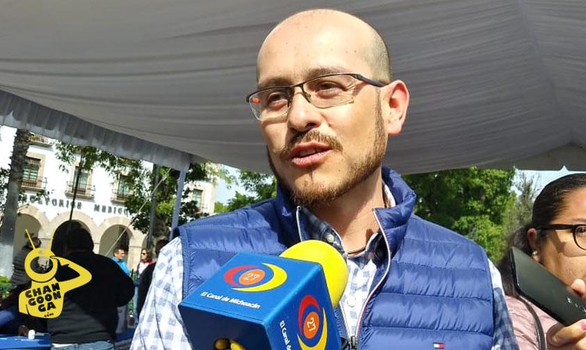 Photo of #Michoacán Dirigente PAN Asegura Elecciones Se Desarrollan Con Legalidad