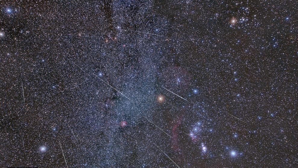 Photo of #Michoacán Última Lluvia De Estrellas Del Año, Comienza Esta Noche