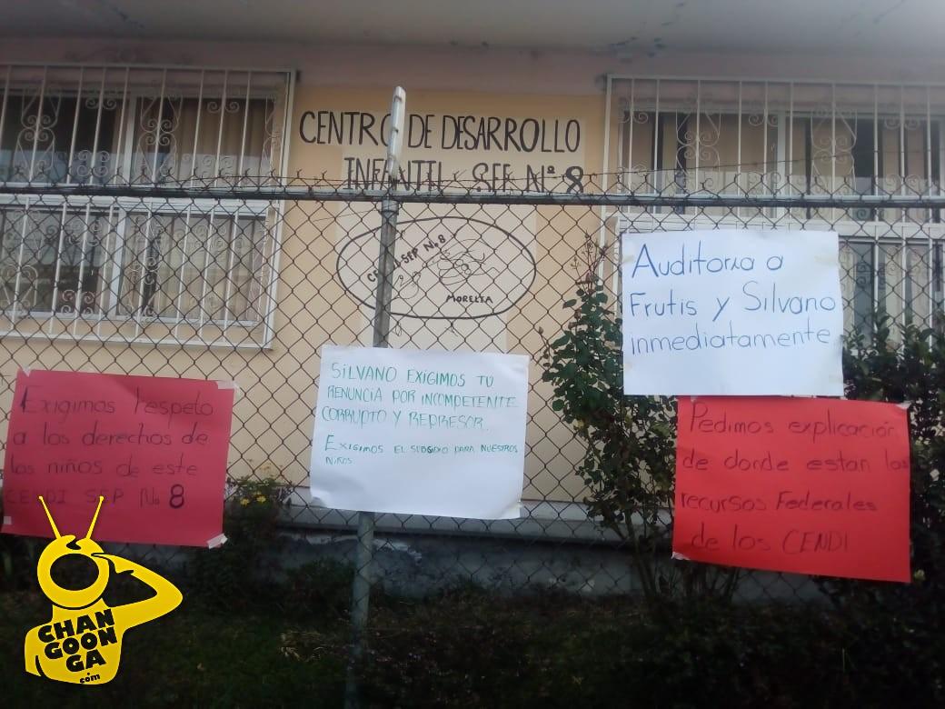 Photo of #Morelia Padres De Familia Piden Aclaración Ante Falta De Recursos En CENDIS