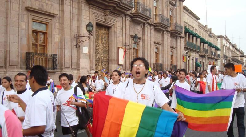 Photo of #Morelia Exigen Justicia Para Miembro De Comunidad LGBTTTI Calcinado
