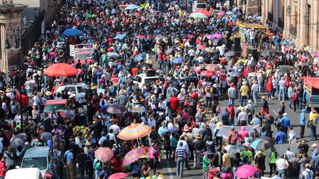 Photo of #Michoacán Convoca SPUM A Megamarcha En Morelia El Próximo Lunes