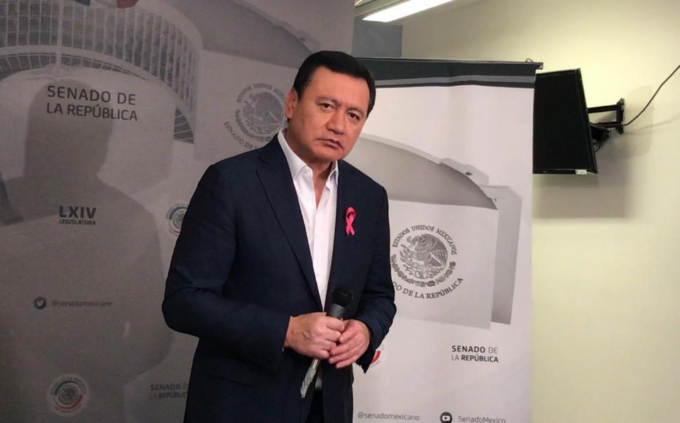 "Photo of ¡Hay Tiro! Osorio Chong Pide A AMLO Nombre De ""Fascistas"""