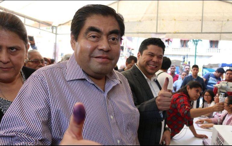 Photo of #Puebla Tras Muerte De Gobernadora, Barbosa No Hablará De Candidatura