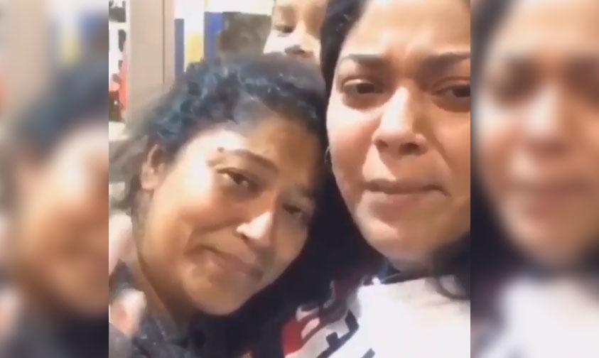 Photo of #Vídeo Migrante Hondureña Que Despreció Frijoles Ya Está En EU