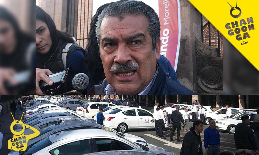 """Photo of """"Nosotros No Tenemos Acuerdos Con Uber"""": Morón"""