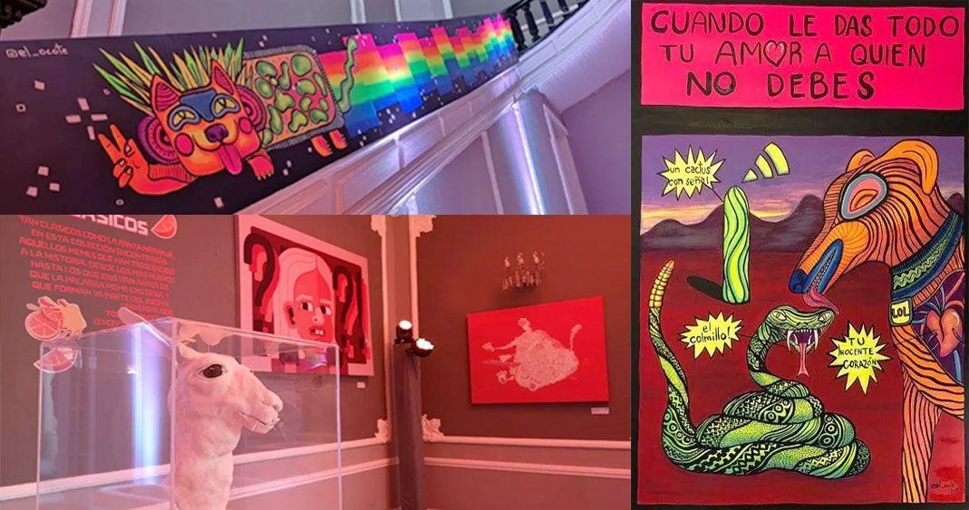 Photo of Aprovecha Y No Te Quedes Sin Conocer El Museo Del Meme