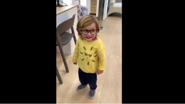Photo of #Vídeo Enternece Reacción De Pequeño Vio Por Primera Vez El Mundo Claro