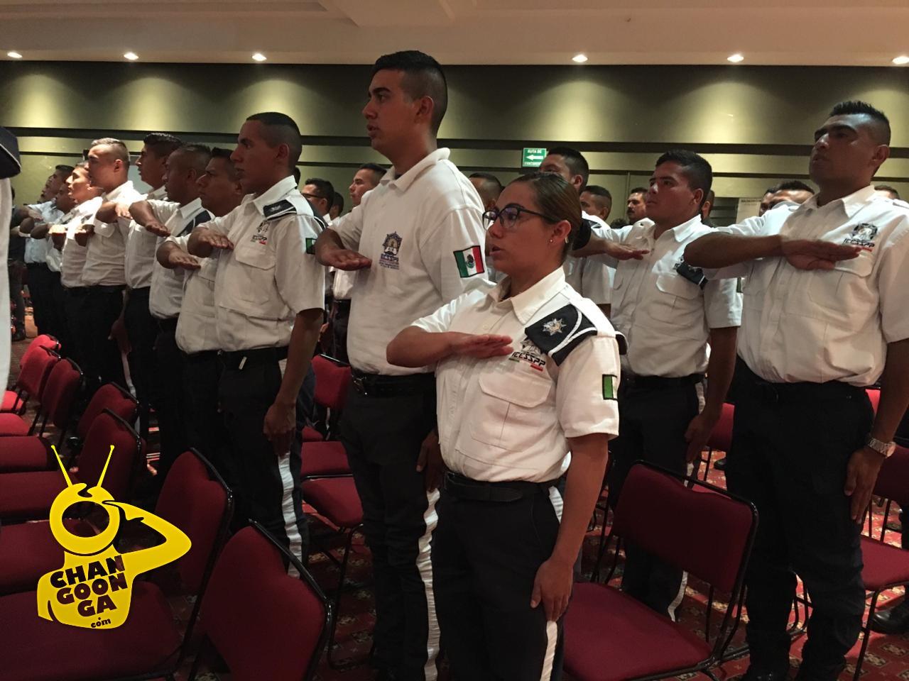 Photo of #Michoacán Busca Tener La Mejor Policía De México