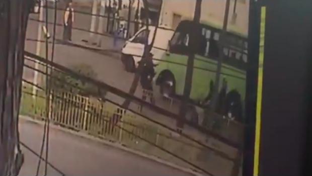 Photo of #Vídeo Motociclistas Atropellan A Policía Que Intenta Detenerlos