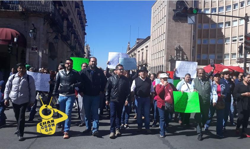 Photo of #Morelia Sindicalizados De UMSNH Cancelan Sabotaje En Acto Público