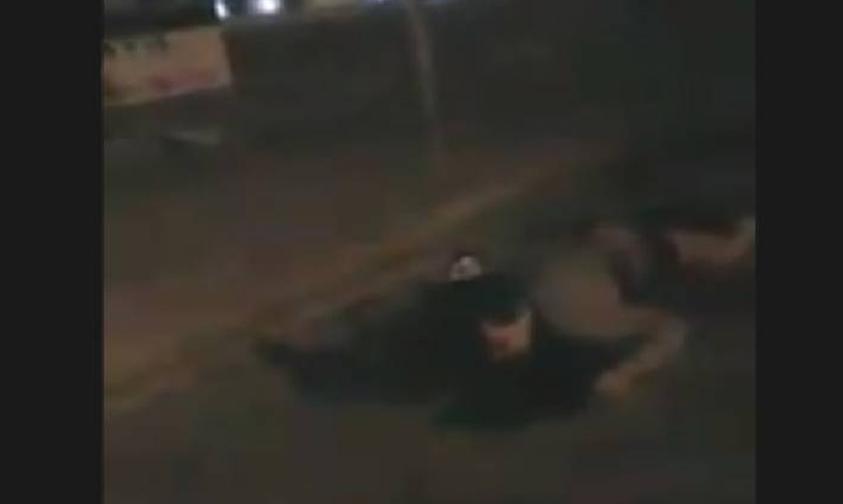 Photo of #Video Graban Agonía De Travesti Apuñalado En Baja California