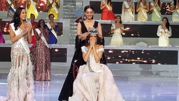 """Photo of #Vídeo Por Primera Vez Gana Mexicana Certamen """"Miss Mundo 2018"""""""