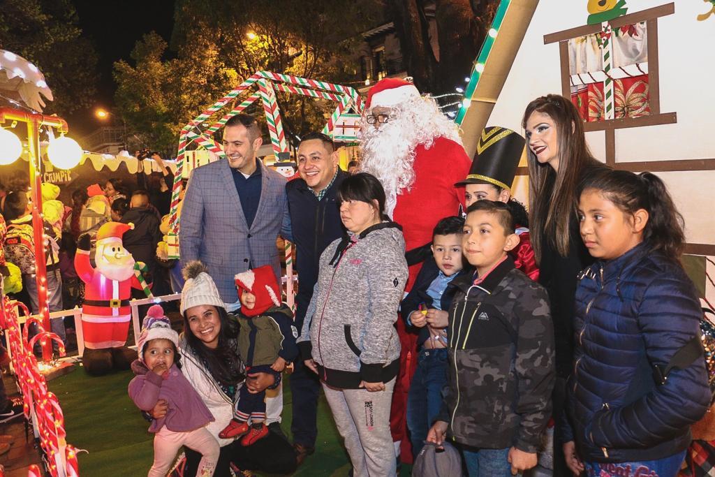 Photo of #Uruapan Invita Víctor Manríquez A Disfrutar Fiestas Navideñas Con Alegría, Paz Y Unión Familiar