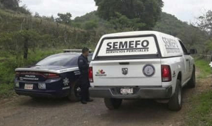 Photo of #Michoacán Hallan Dos Cadáveres Baleados Sobre La Villa Madero-Tacámbaro