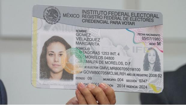 Photo of INE Aprueba Modificaciones En Credencial De Elector Para Hacerla Infalsificable
