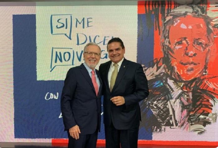 Photo of Silvano Con López Dóriga Pide Cita Con Director De PEMEX Y Pregunta ¿Cómo Ayudamos?